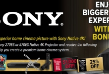 A Bigger Screen and Big Bonuses with Sony