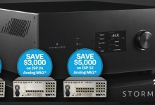 Trade Up and Save with Storm Audio AV Processors