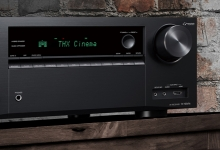 ONKYO UNVEILS THX CERTIFIED TX-NR696 7.2 CHANNEL NETWORK AV RECEIVER