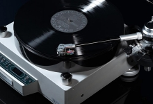 TechDAS Upgrades Air Force V Premium Turntable