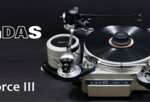 TechDAS Air Force III Turntable Takes Flight