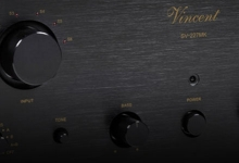 VINCENT AUDIO'S MODERN INTEGRATED AMPLIFIER