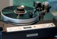 TechDAS Air Force II Turntable Review