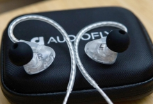 Audiofly AF100 MK2 In-ear Monitors Review