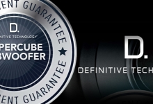 DEF TECH LAUNCHES SUBWOOFER REPLACEMENT GUARANTEE