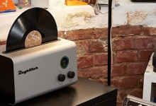 Make Your Records like New Again with the Degritter Record Cleaning Machine