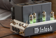 McIntosh MHA200 Valve Head Amp Launched