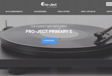 NEW WAY TO BUY TURNTABLES FROM PRO-JECT