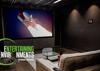 Melbourne's High End Home Cinema Specialists, Entertaining Environments