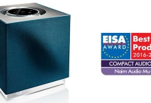 Naim Audio Mu-so QB Wins EISA Award
