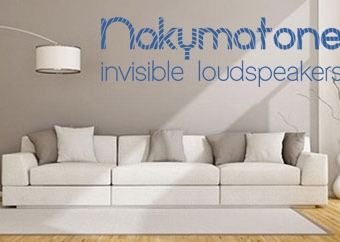 Nakymatone Invisible Speakers Now Available in Australia