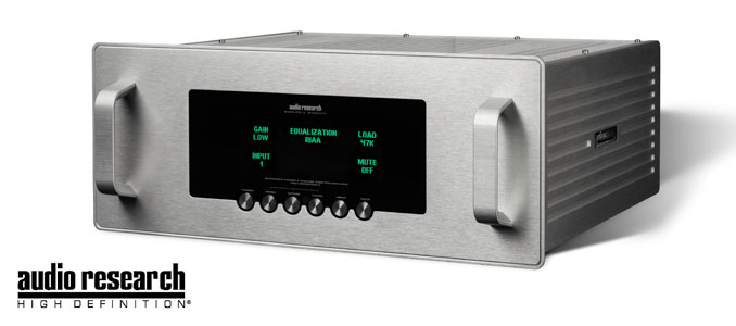 Audio Research Reference Phono 3 Announced