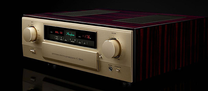 Accuphase Releases 50th Anniversary C3900 Preamplifier