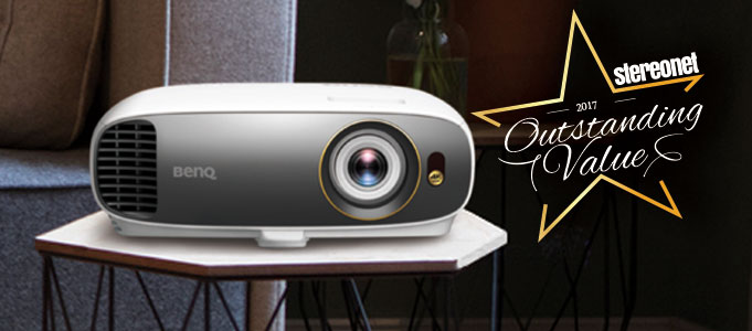 BenQ W1700 4K UHD Projector Review