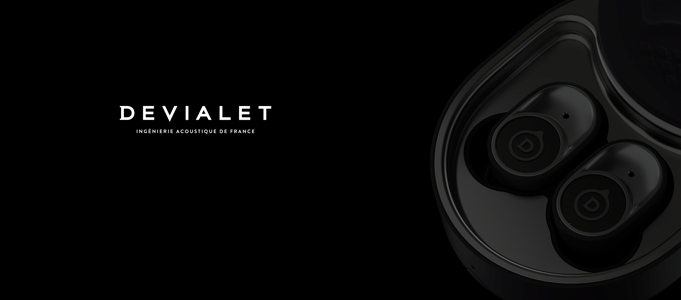 Devialet on the move with Gemini True Wireless Earbuds