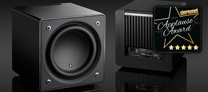 "JL Audio E-Sub E110 10"" Active Subwoofer Review"