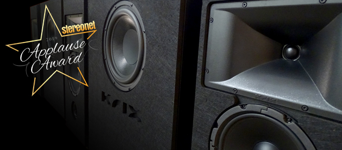 Krix MX-5 Modular Cinema Screen Speaker System Review