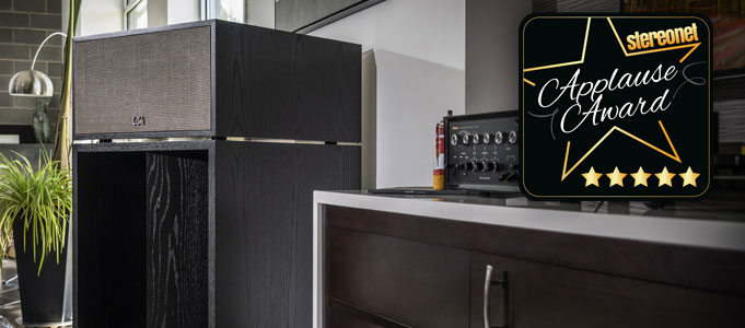 Klipsch La Scala AL5 Floorstanding Speaker Review