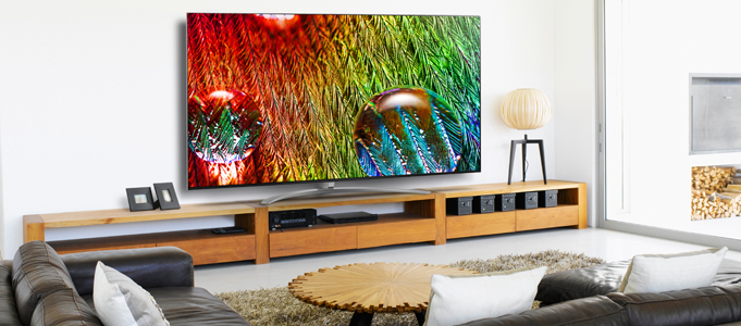 FIRST LOOK: LG 75-INCH SM99 8K TELEVISION
