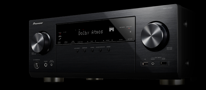 REVIEW: PIONEER VSX-LX303 9.2 CHANNEL AV RECEIVER
