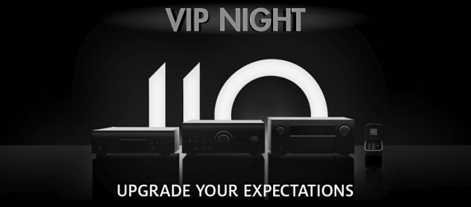 Join West Coast HiFi Midland for a Denon VIP Night