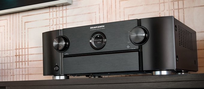 MARANTZ ANNOUNCES SR5014 & SR6014 ULTRA HD RECEIVERS