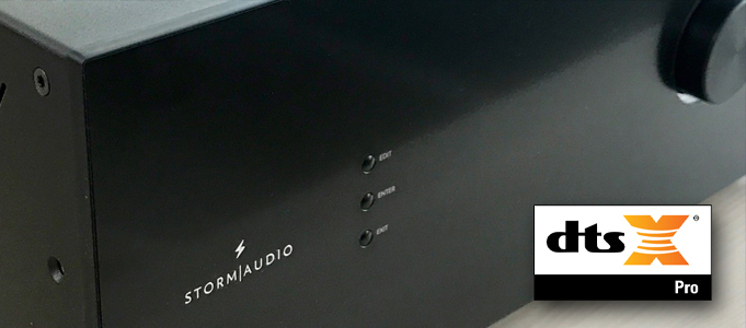 StormAudio Unlocks DTS:X Pro and Expert Bass Management with Firmware 4.1