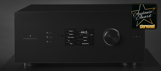 StormAudio ISP.32 Mk2 / PA 8 Mk2 Cinema Pre-processor and Amplifier Review