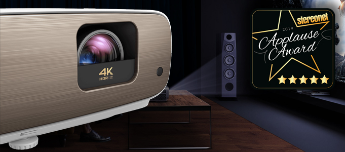 BenQ W2700i 4K Projector Review