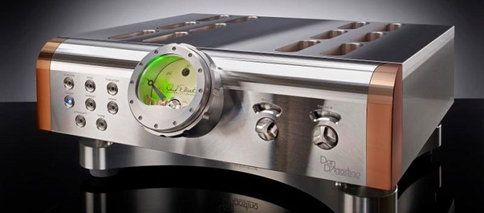 D'AGOSTINO MOMENTUM PRE-AMPLIFIER NOW IN HD