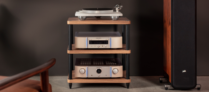 Marantz PM-12 Integrated Amp and SA-12 SACD Player Special Editions