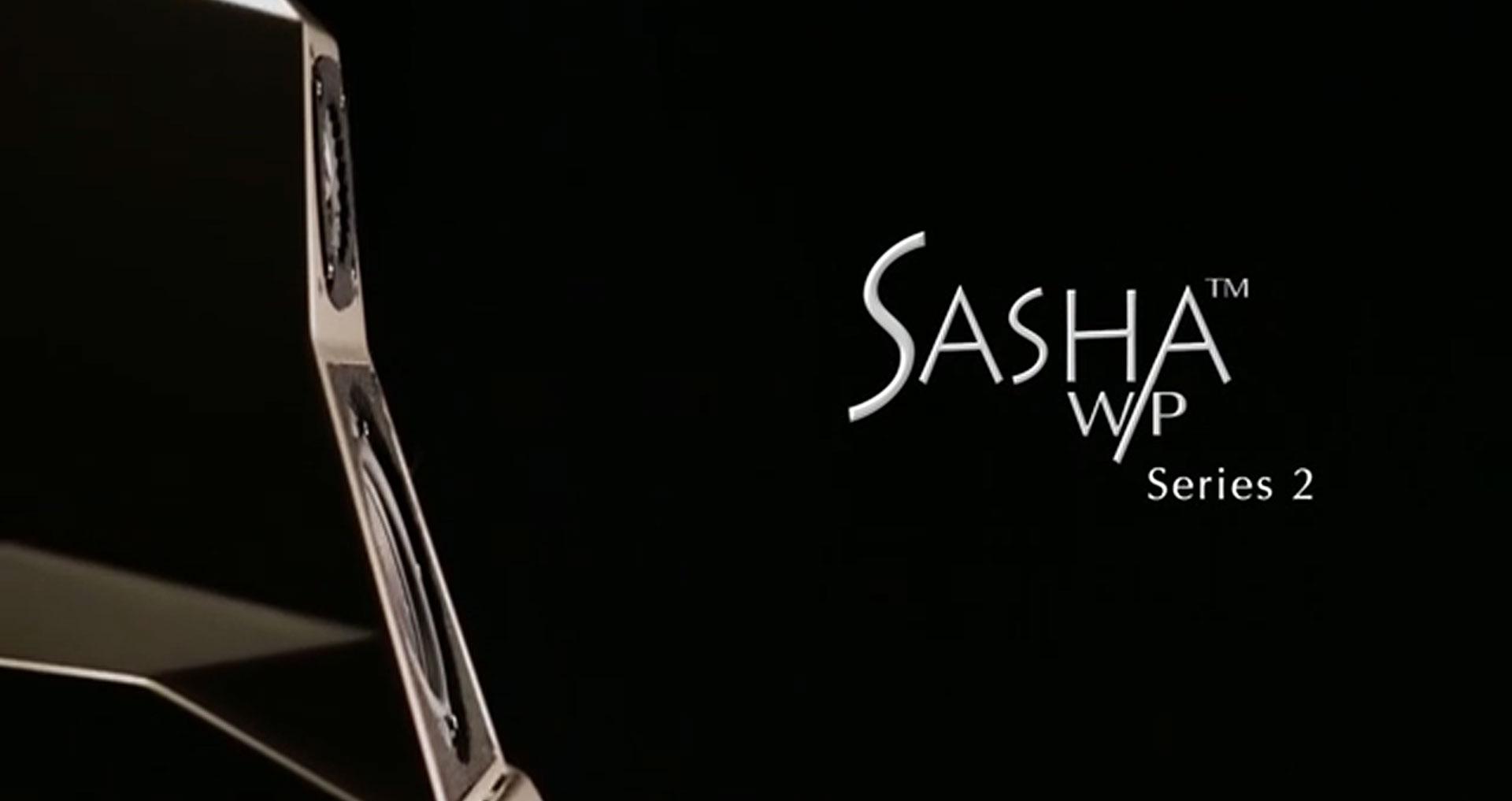 Wilson Audio Sasha Series 2