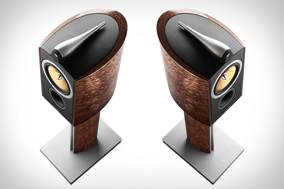 Image result for B&W maserati special edition speakers
