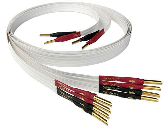 Nordost 4 Flat Speaker Cables