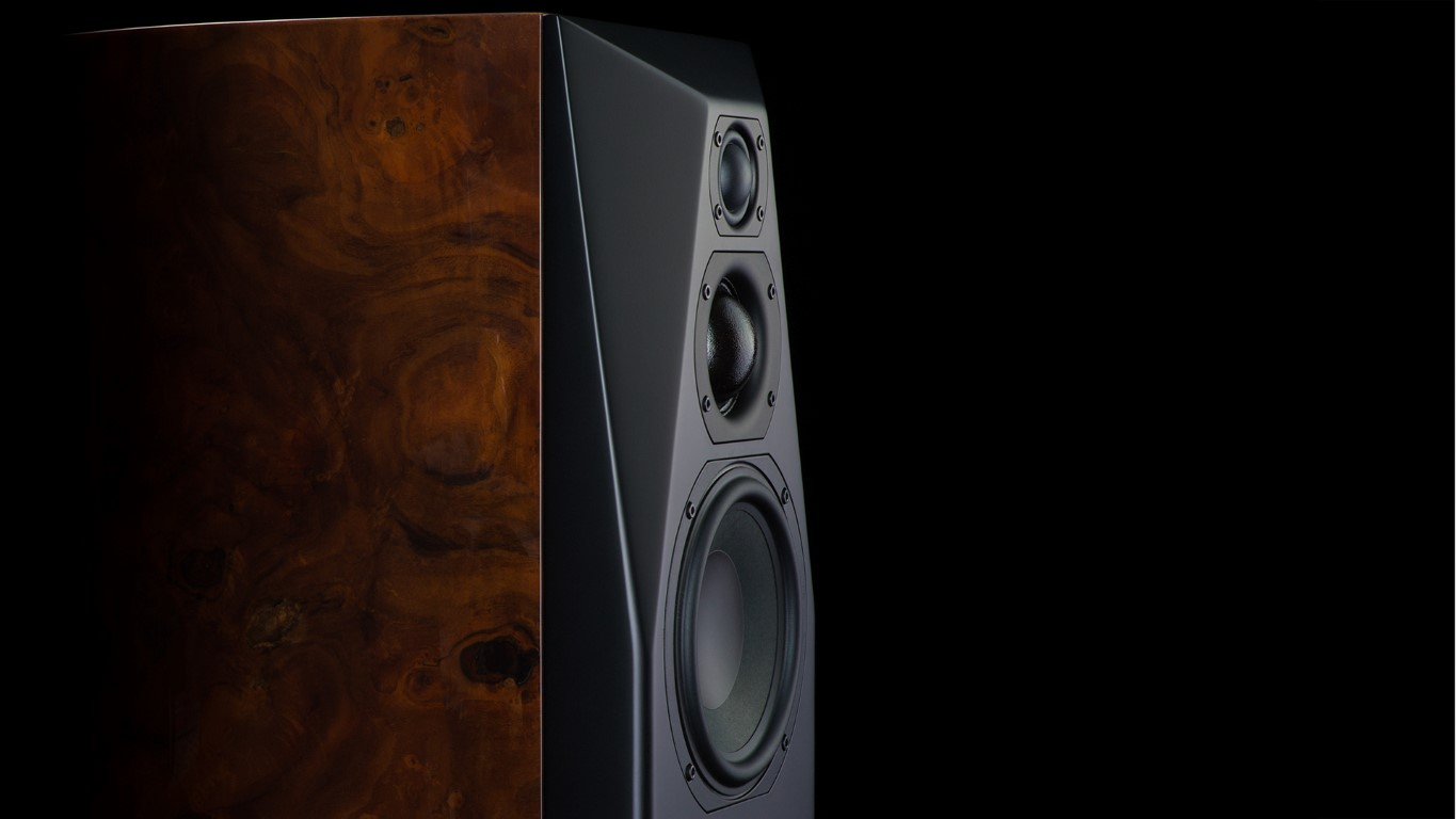 SGR Audio CX4F Mk2 Loudspeakers