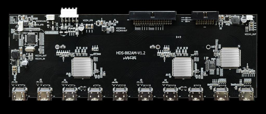 Yamaha HDMI 2.1 board