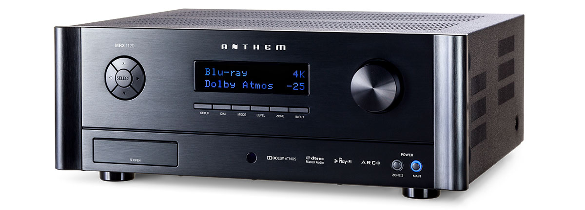 Anthem MRX-1120 - Product Review
