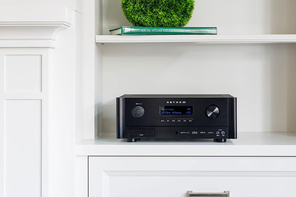 Anthem MRX-1120 AV Receiver Product Review | - StereoNET
