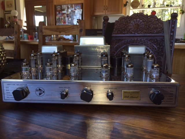 Fs Bill Beard Bb100 Audiophile Tube Amp Classifieds
