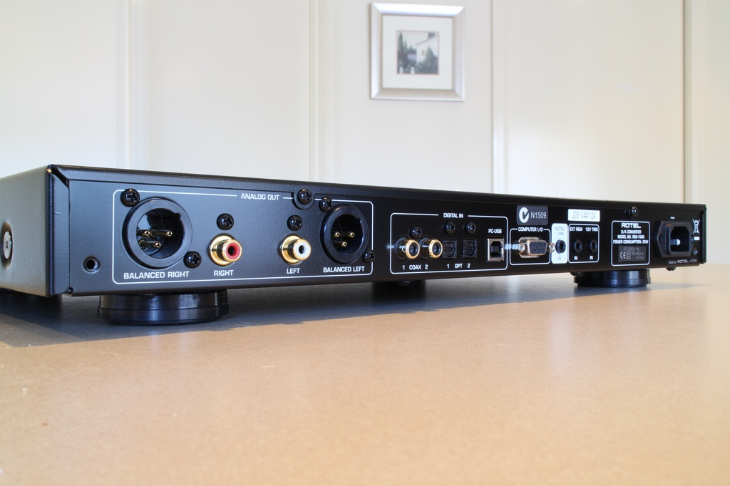 SOLD: FS: Rotel RDD-1580 DAC (VIC) - Classifieds - Audio - StereoNET