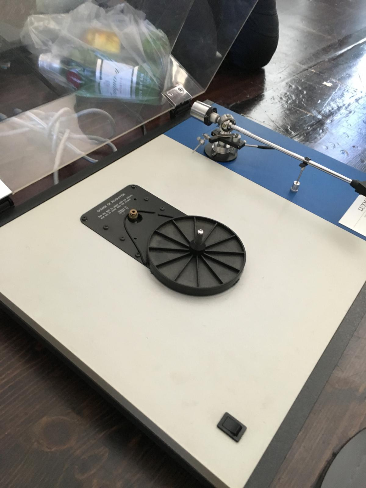 Returning A Luxman A522 To Working Order Vinyl And