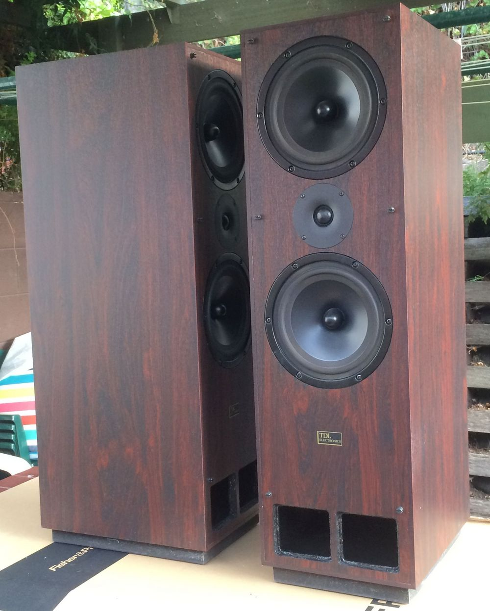 Anyone heard of TDL speakers? - Speakers & Subwoofers