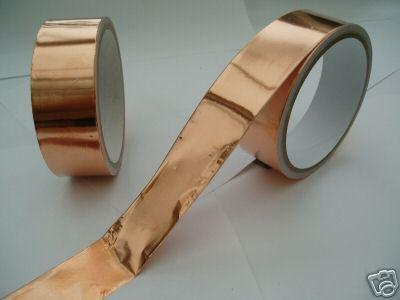 DIY Cable Shielding - Copper Tape or Aluminium Foil