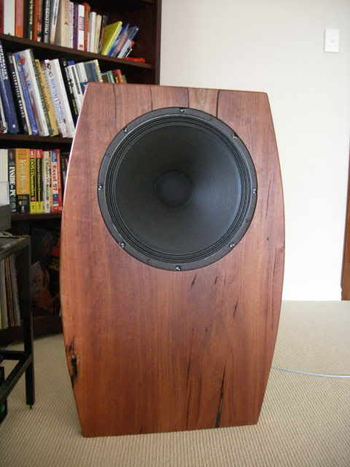Open Baffle Speaker Pics - DIY Audio Projects - StereoNET