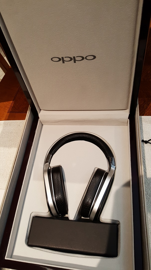 FS:(SYD) Oppo PM-1 Planar Magnetic Headphones (inc. balanced cable)