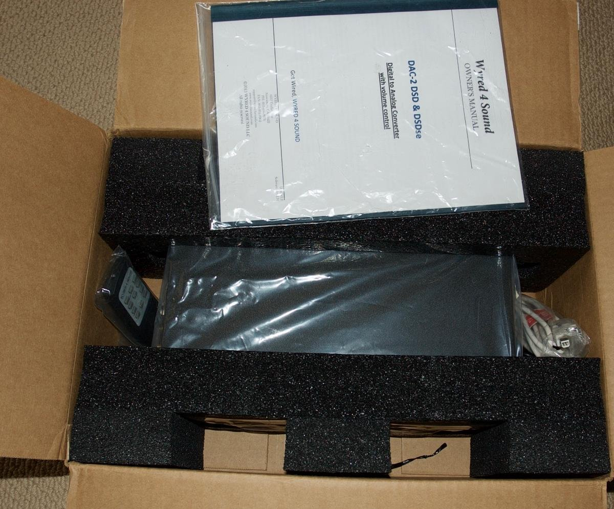 SOLD: FS: Wyred-4-Sound DAC2 - DSD - Classifieds - Audio - StereoNET
