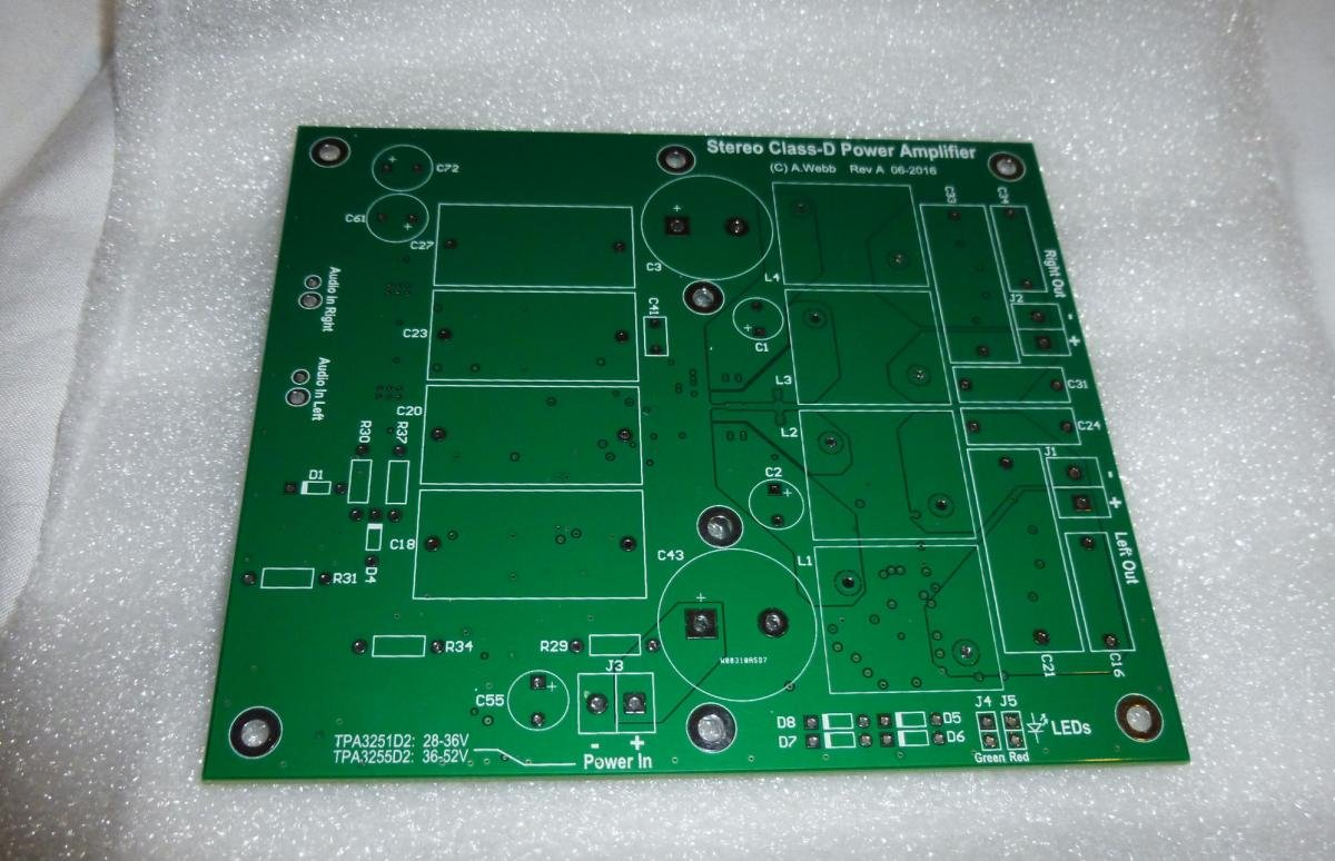 New Chip Amp Design Class D Tpa3251 Diy Audio Projects Stereonet Amplifierwith Pcb Post 139040 0 14282700 1465475231 Thumb