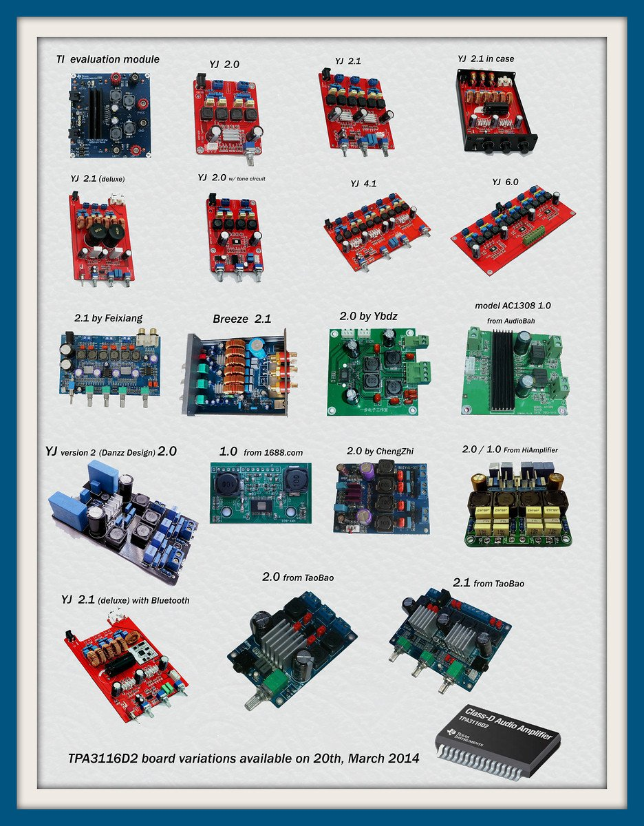 Diy Class D Power Amp Whos Build One Audio Projects Stereonet Pdf Tutorial With Ir Driver Chip Share This Post