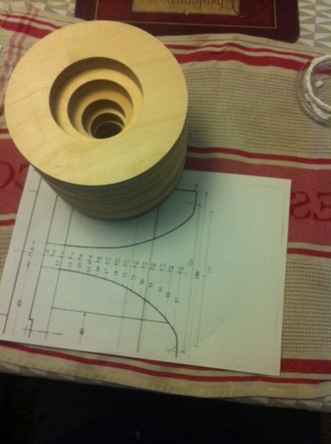 Tweeter horn on Lathe and CNC - DIY Audio Projects - StereoNET
