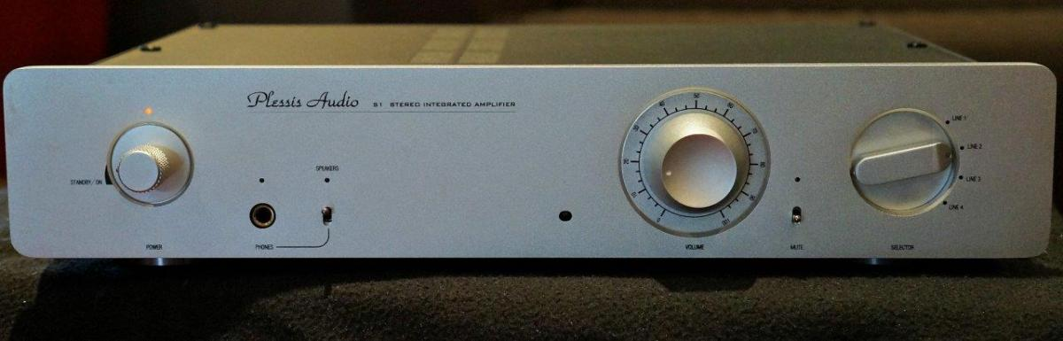 Plessis Audio S1 Stereo Intergrated Amplifier Amp Amazing value for money sound quality. $725